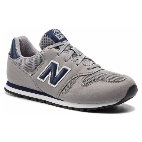 Sneakersy NEW BALANCE - YC373GN Szary