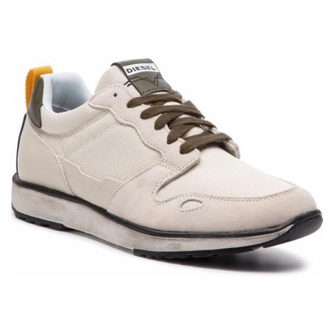 Sneakersy DIESEL - S-Rv Low Y01754 PR316 H6774 Cream/Star White/Olive Night