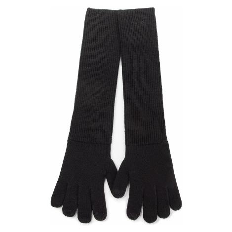 Rękawiczki Damskie UGG - W Long Cuff Knit Glove 17544 Black