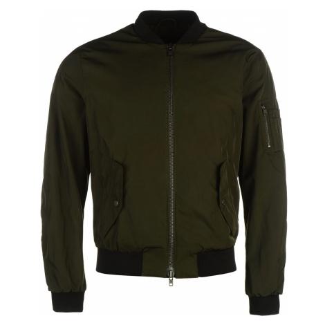 DKNY Short Blouson Bomber Jacket