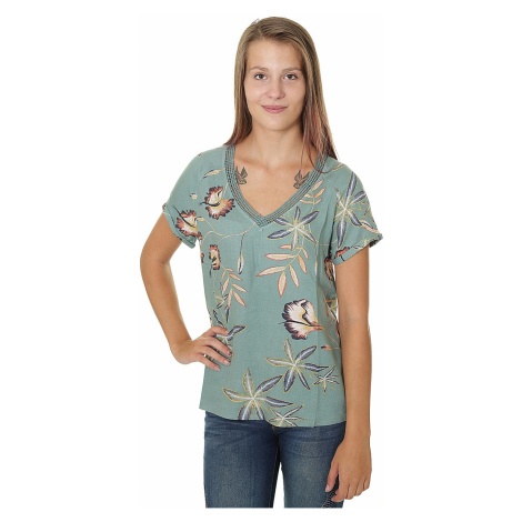 koszulka Roxy Break Evasion - BKW6/Trellis Bird Flower