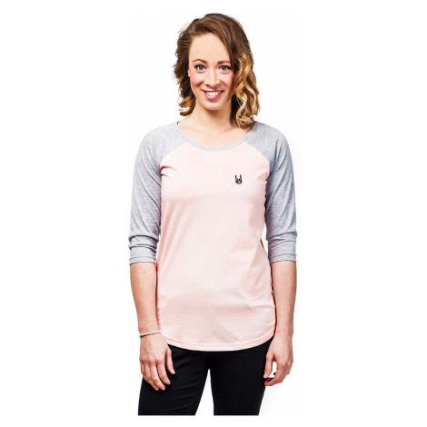 T-shirt Horsefeathers Nekane - Barely Pink