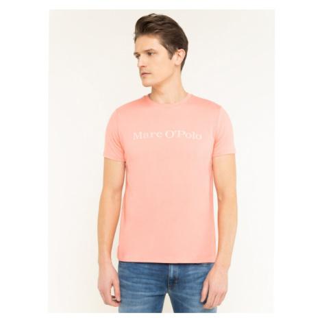 Marc O'Polo T-Shirt 021 2220 51230 Różowy Regular Fit