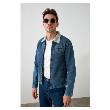 Trendyol Indigo Men's Jacket