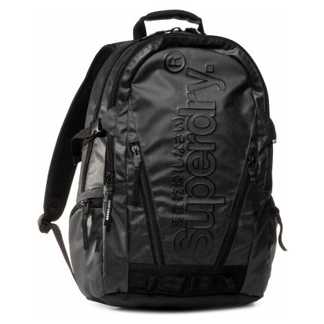 Plecak SUPERDRY - Tarp Backpack M9110026A Black 02A