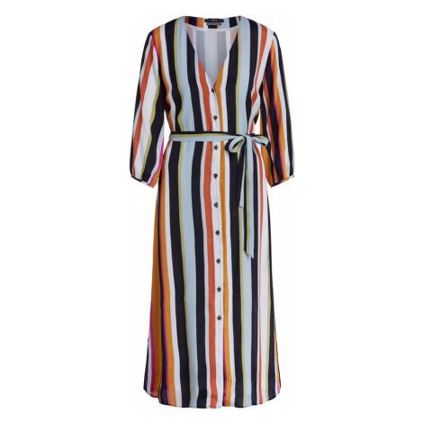 SET Sukienka koszulowa opal / jasnozielony / czarny / biały / pomarańczowy