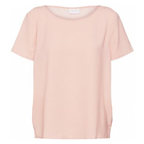 VILA Koszulka 'Laia' różany