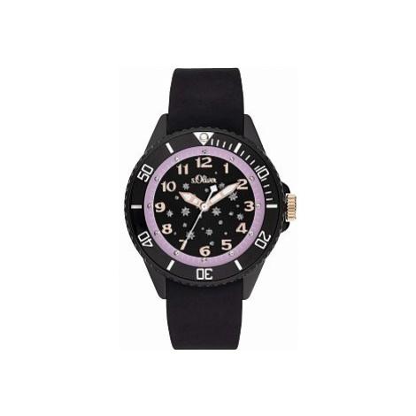 Zegarek dziecięcy s.Oliver SO-3924-PQ