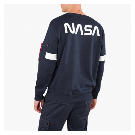 Bluza męska Alpha Industries NASA Apollo 15 Sweater 198301 227