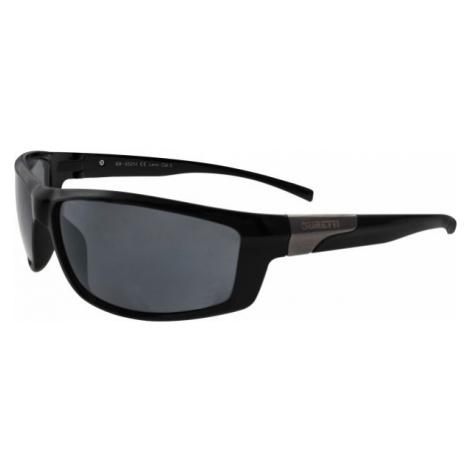 Suretti S5254 czarny  - Okulary przeciwsłoneczne sportowe