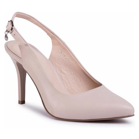 Sandały WOJAS - 35020-54 Beż