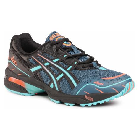 Sneakersy ASICS - Gel-1090 1021A275 Magnetic Blue/Black 402