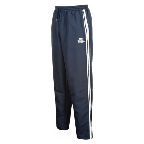 Lonsdale 2 Stripe Open Hem Woven Pants Mens