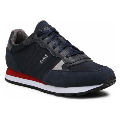 Sneakersy BOSS - Parkour 50445688 10232529 01 Dark Blue 401 Hugo Boss