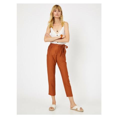 Koton Pocket Detailed Trousers