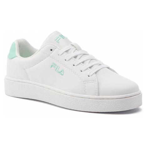 Sneakersy FILA - Upastge Low Wmn 1010327.02R White/Soothing Sea