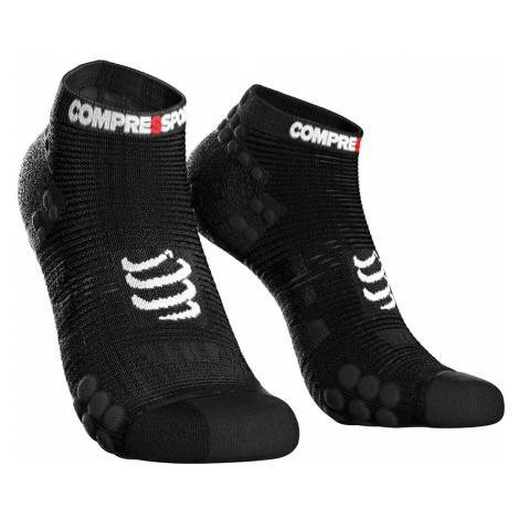 Skarpetki Compressport Pro Racing Socks V3 Run Low U Czarne
