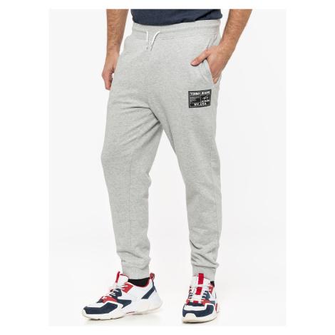 "Tommy Jeans ""Slim Logo SWEATPANT"" Grey Tommy Hilfiger"