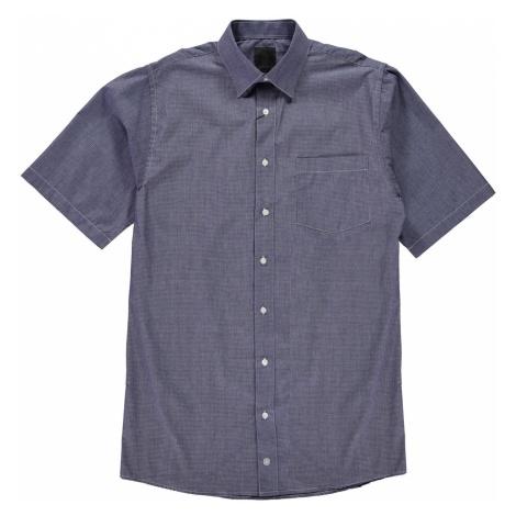 Fusion Micro Checked Shirt Mens