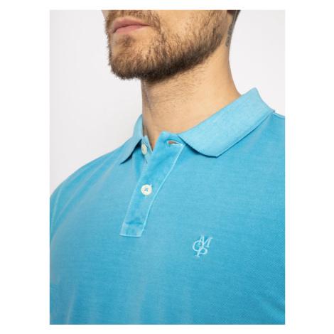 Marc O'Polo Polo 022 2266 53024 Niebieski Regular Fit