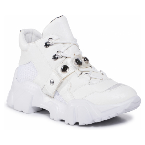 Sneakersy COLORS OF CALIFORNIA - HC.PEDUL013 Whi