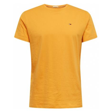 Tommy Jeans Koszulka żółty Tommy Hilfiger