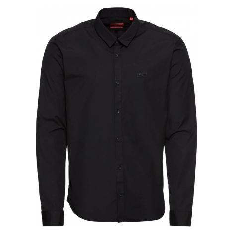 HUGO Koszula 'Ero3-W 10107897 03' czarny Hugo Boss