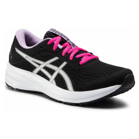 Buty ASICS - Patriot 12 1012A705 Black/Pure Silver