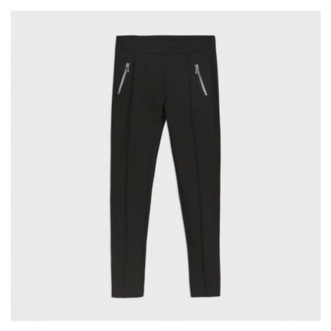 Mayoral Spodnie materiałowe 7534 Czarny Slim Fit