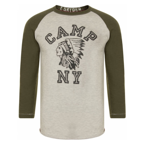 Champion Long Sleeved T Shirt
