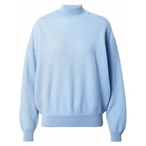 AMERICAN VINTAGE Sweter 'TAD18A' jasnoniebieski