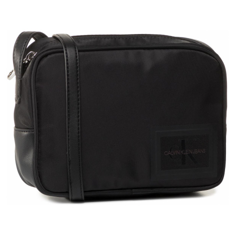 Torebka CALVIN KLEIN JEANS - Ckj Sleek Nylon Camera Bag K60K606597 BDS