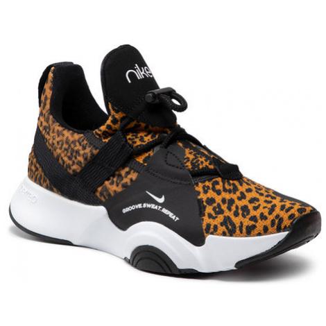 Nike Buty Superrep Groove CT1248 107 Pomarańczowy