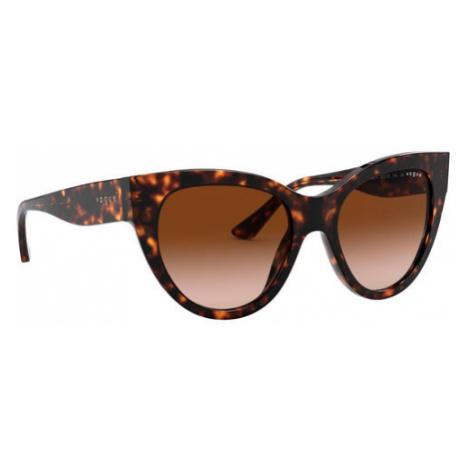 Vogue Okulary przeciwsłoneczne 0VO5339S W65613 Brązowy