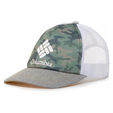 Czapka z daszkiem COLUMBIA - Mesh Hat II CL2273 Cypress Camo/C 316