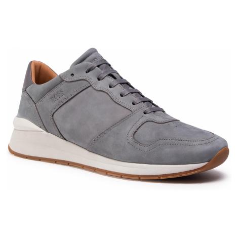 Sneakersy BOSS - Element 50432832 10227353 01 Medium Grey 030 Hugo Boss