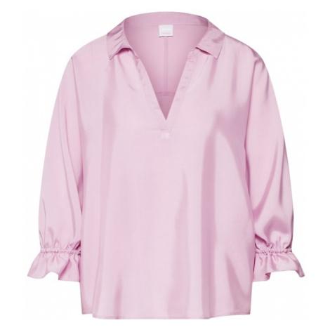 BOSS Bluzka 'Elast' różowy pudrowy Hugo Boss