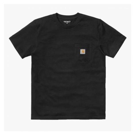 Koszulka męska Carhartt WIP Pocket I022091 Black