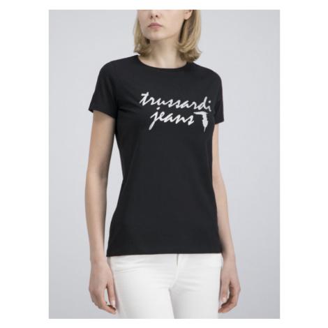 Trussardi Jeans Jeansy Regular Fit 56J00003 Biały Regular Fit