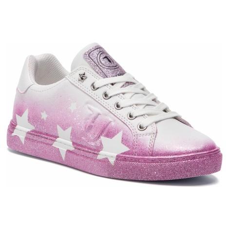 Sneakersy TRUSSARDI JEANS - 79A00314 P100