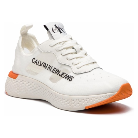 Sneakersy CALVIN KLEIN JEANS - Alban S0583 Bright White