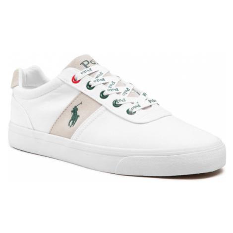 Polo Ralph Lauren Tenisówki Hanford 816829677001 Biały