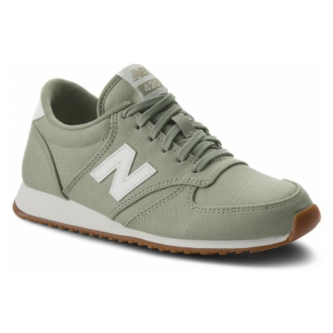 Sneakersy NEW BALANCE - WL420FSA Zielony