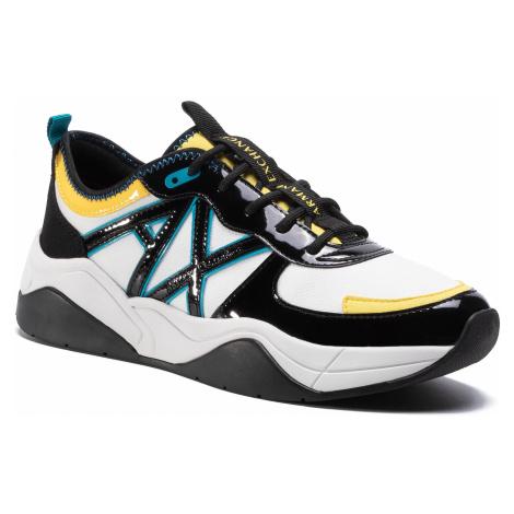 Damskie obuwie sneakers