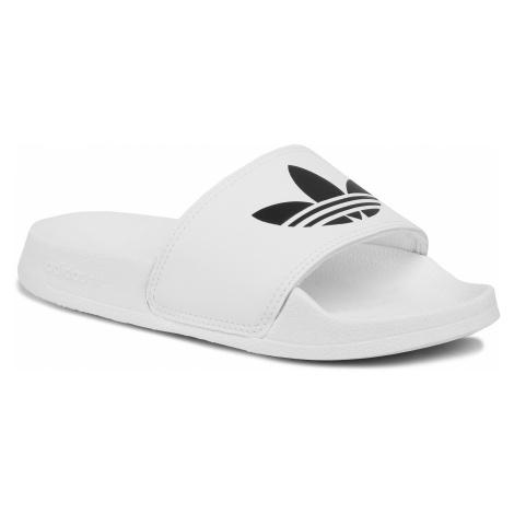 Klapki adidas - adilette Lite J EG8272 Ftwwht/Cblack/Ftwwht