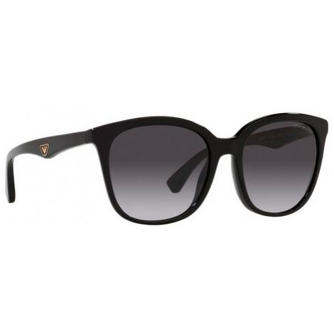 Emporio Armani Okulary przeciwsłoneczne 0EA4157 50178G Czarny