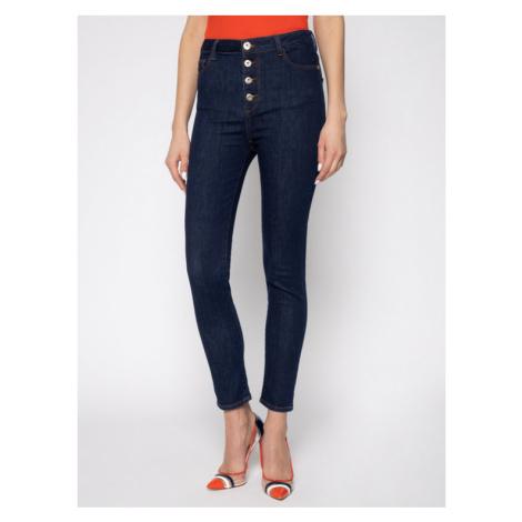 Trussardi Jeans Jeansy Slim Fit Kate 56J00120 Granatowy Slim Fit