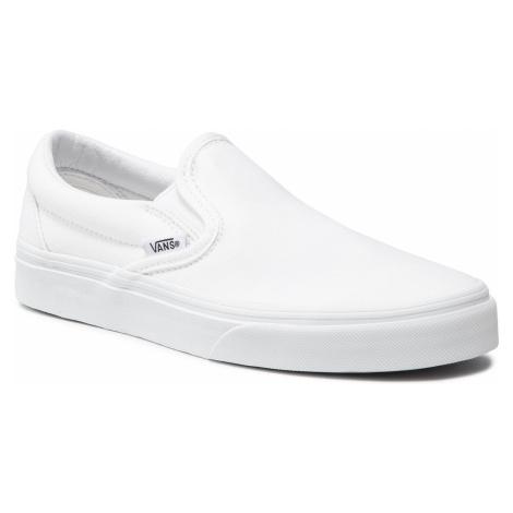 Tenisówki VANS - Classic Slip-On VN000EYEW00 True White