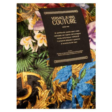 Versace Jeans Couture Sukienka codzienna D2HVA445 Kolorowy Slim Fit