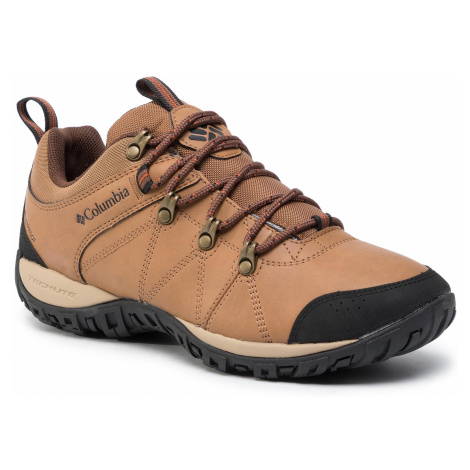 Trekkingi COLUMBIA - Peakfreak Venture Waterproof BM3992 Elk/Dark Adobe 286